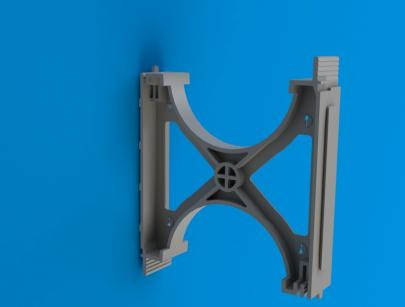 PVC Base and Intermediate Spacer